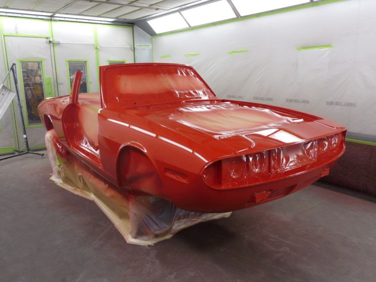 Classic Car Restorations 13