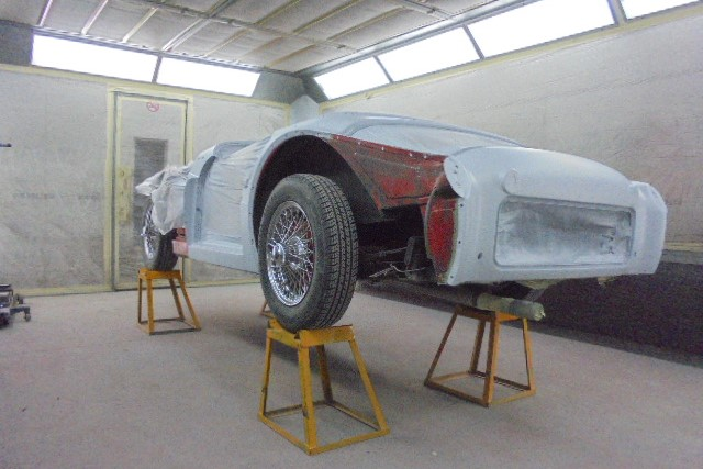 Classic Car Restorations 17