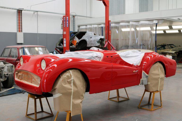 Classic Car Restorations 19