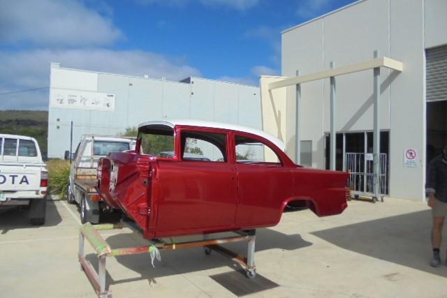 Classic Car Restorations 6