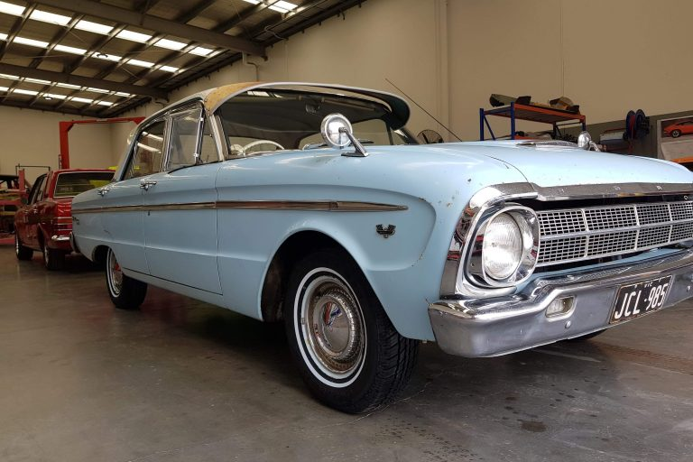 Classic Car servicing and Mechanical 16