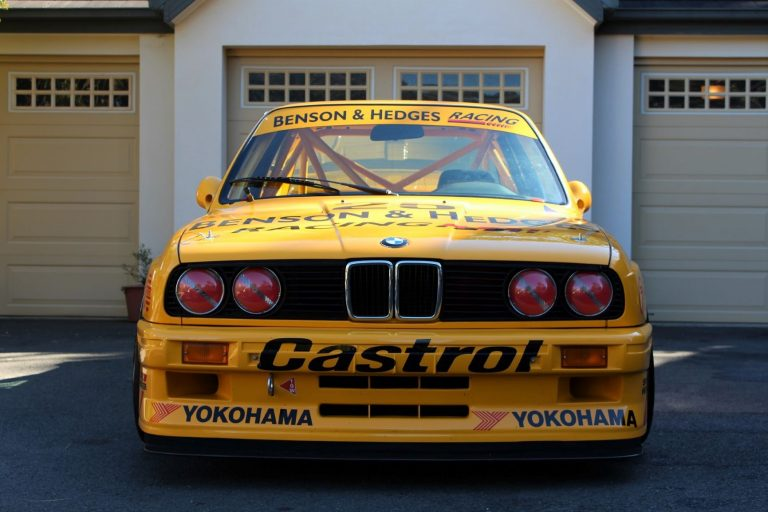 Race Car Restoration and preparation 18